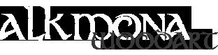 Alkmona Woodart Schnittholzraritäten-Logo